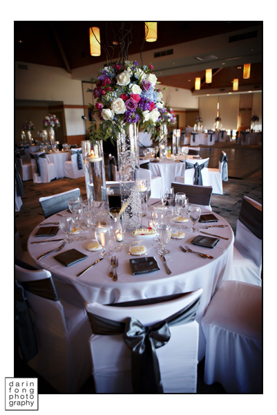 The Coronado Community Center Wedding Reception